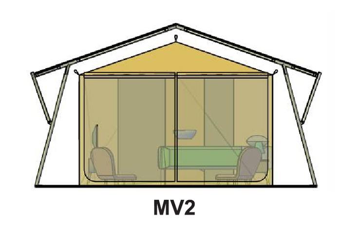 MV2 tent roof